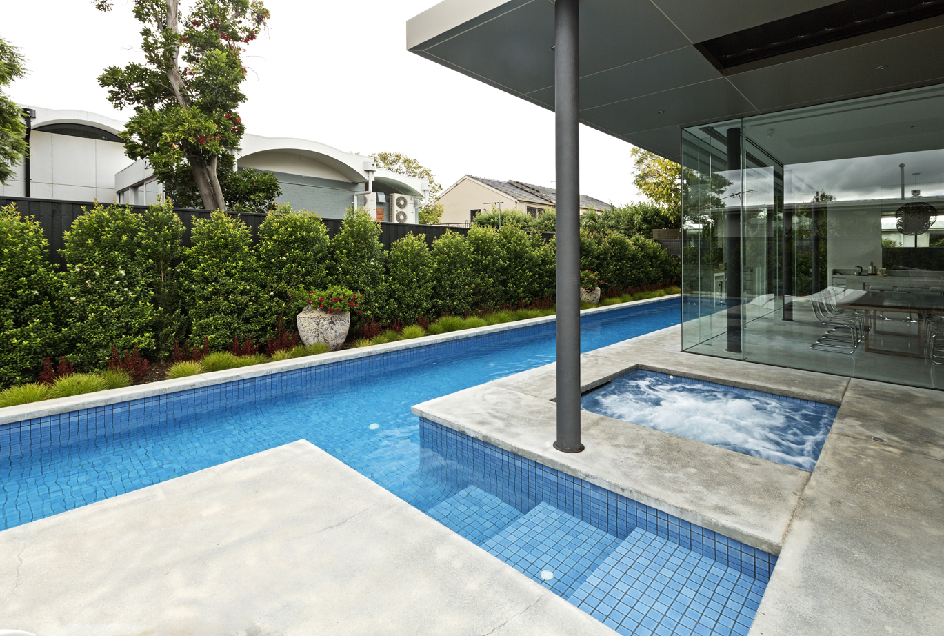 Lap Pool Toorak Neptune Pools