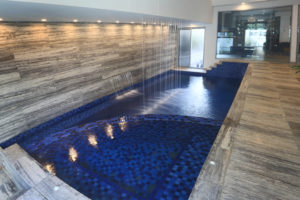 Award winning indoor pool