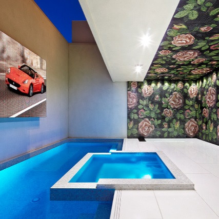 North Melbourne award winning indoor pool