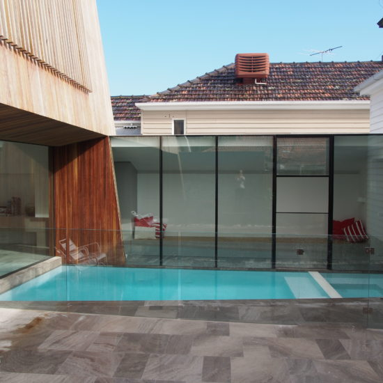 Balaclava Courtyard Pool
