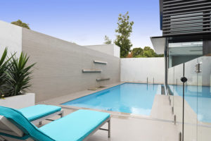 Courtyard Pool, Balwyn North