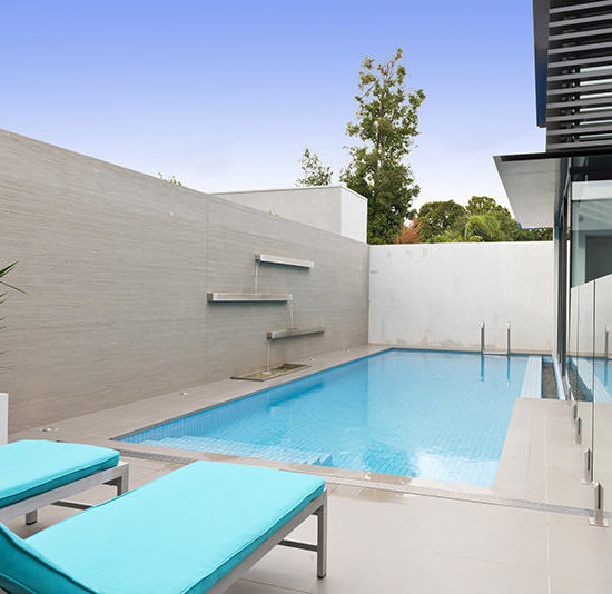 Courtyard Pool Balwyn North Neptune Pools