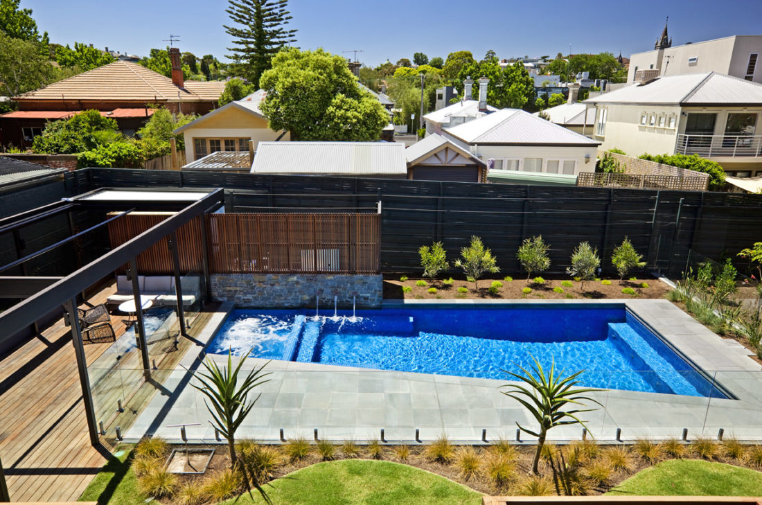 Tiling A Swimming Pool Costs Simple Inground Pools Pools