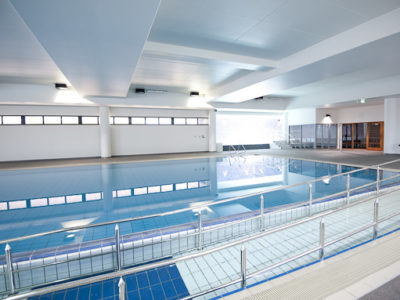 Glen Eira commercial pool indoor