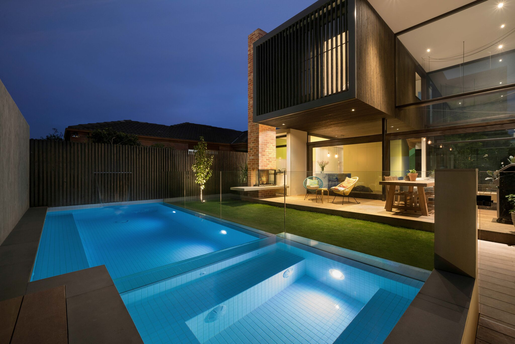 Plunge Pool And Spa Richmond Neptune Pools